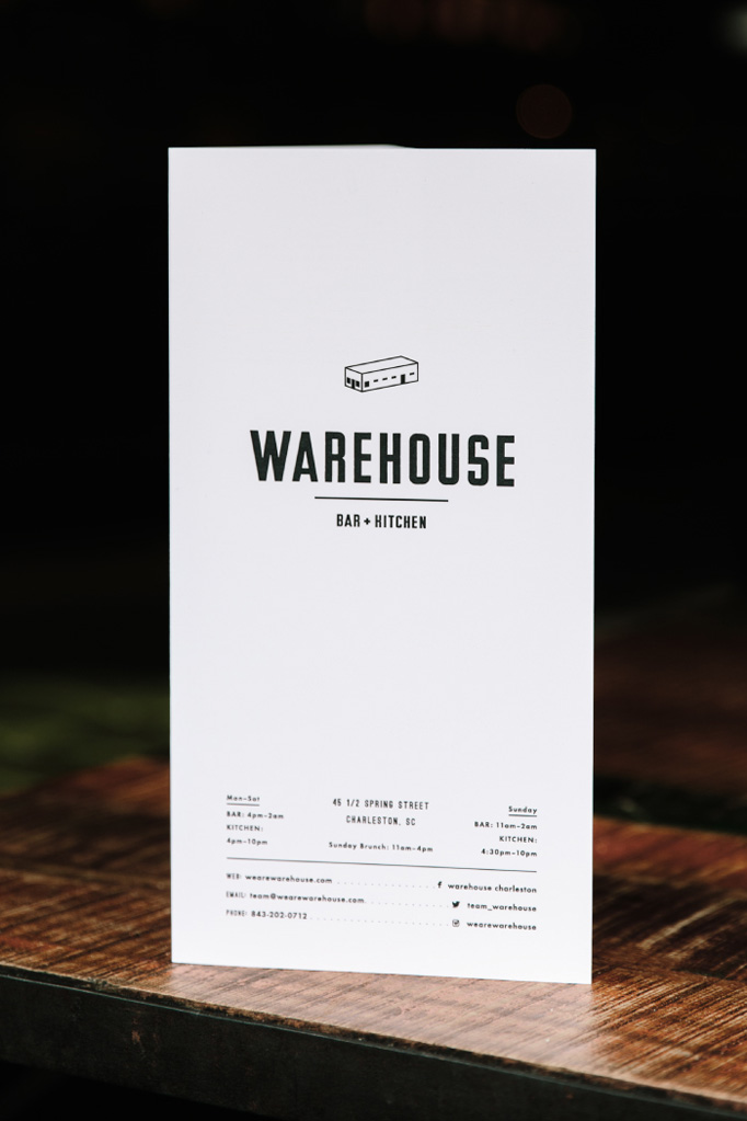 Warehouse by Saturday Studio