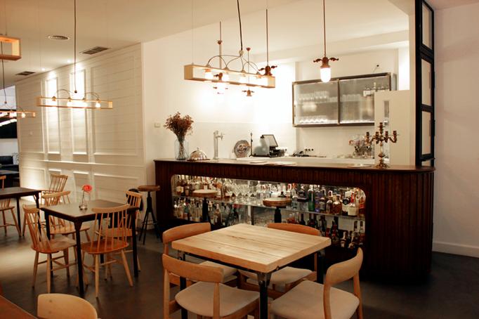 Art of the menu siete islas lobby bar - Siete islas hotel ...
