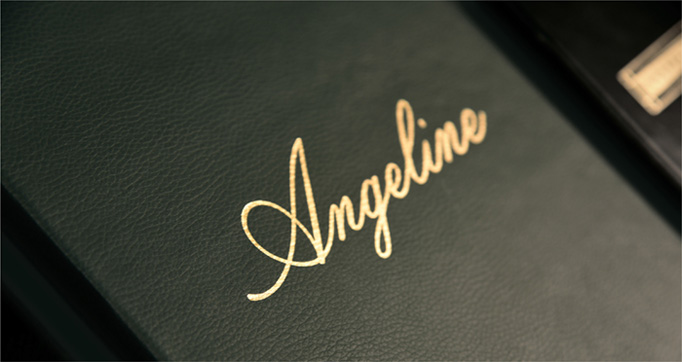 Angeline Menu by Richardson Design