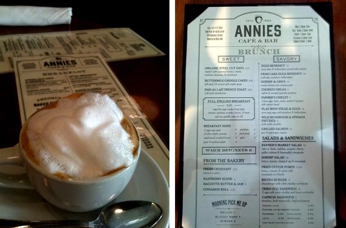 Annie's Café & Bar