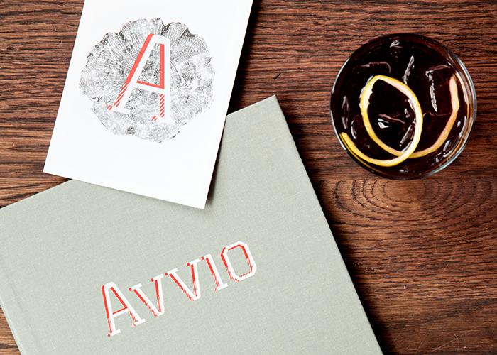 Avvio Menu by Dusty Produce