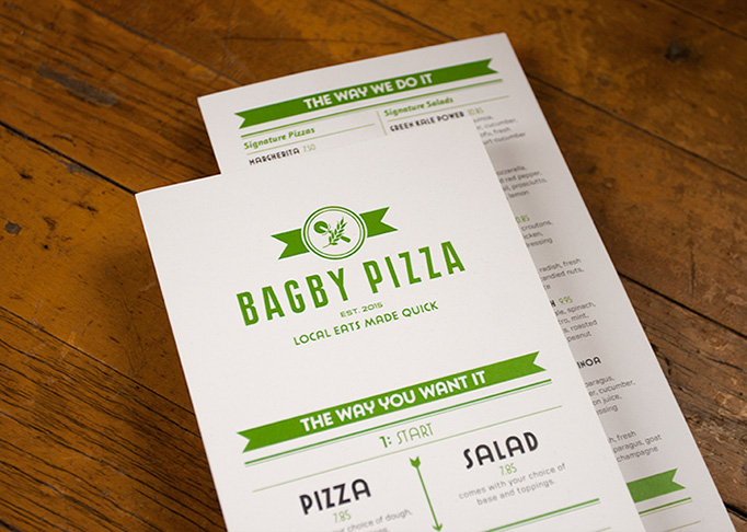 Bagby Pizza