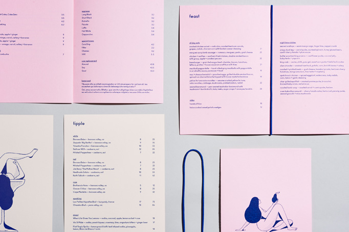 Bare Witness Menu by Re