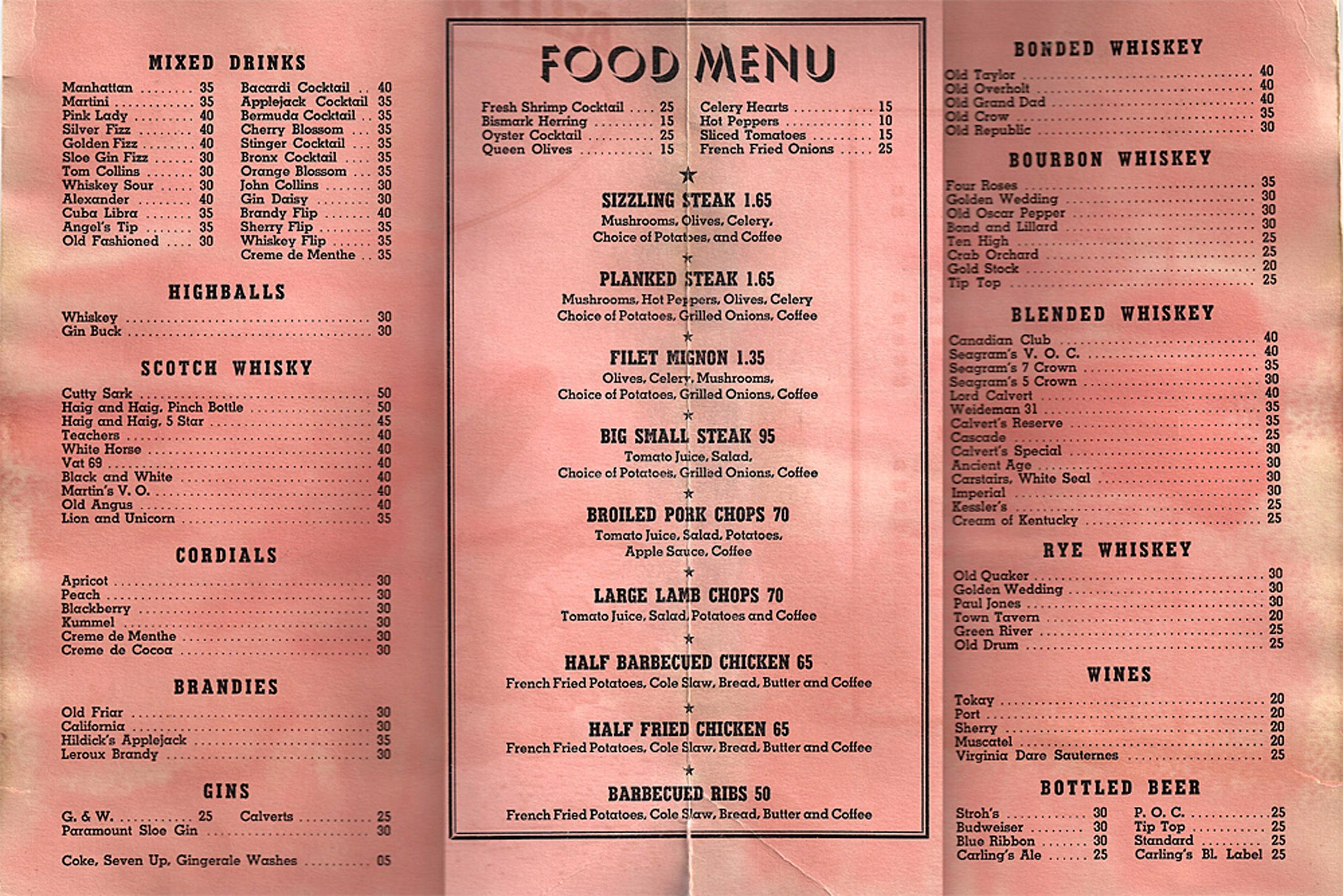 Belle Murphy's Western Bar