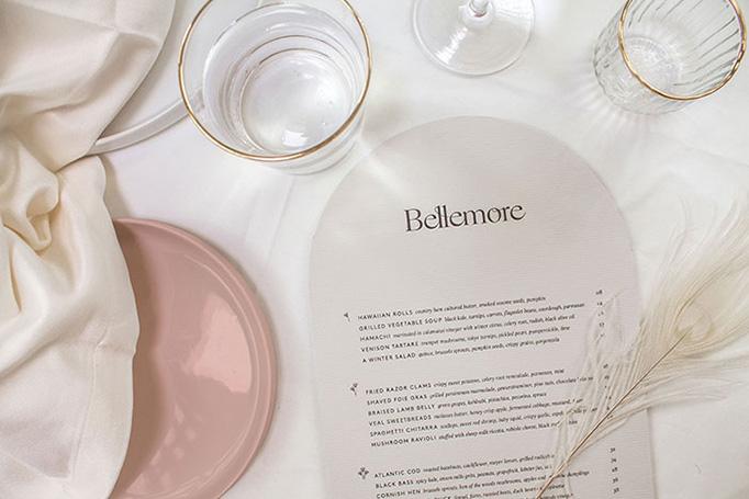 Bellemore Menu by Grip