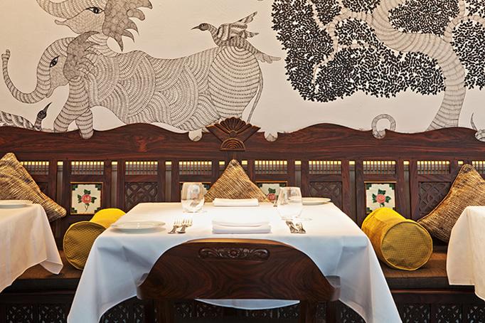Bombay Brasserie Menu by DesignLSM