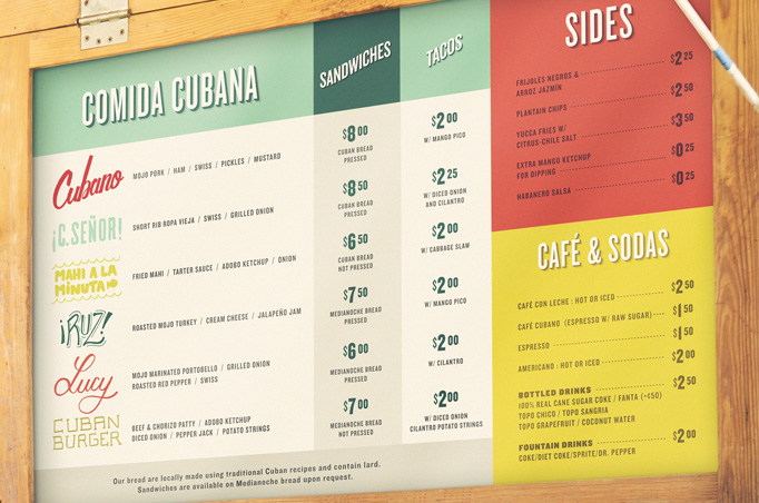 C. Señor Menu by Hungry Studio