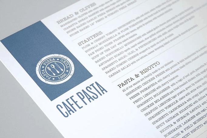 Cafe Pasta