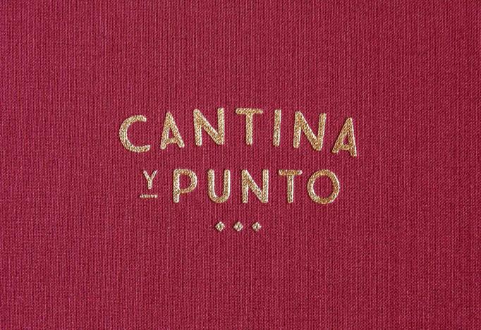 Cantina y Punto Menu by Indice