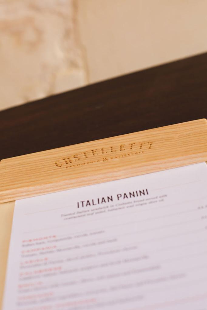 Castelletti Salumeria & Patisserie