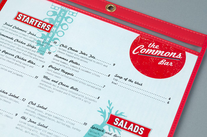 The Commons Bar