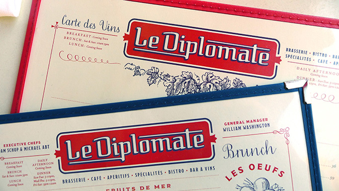 Le Diplomate