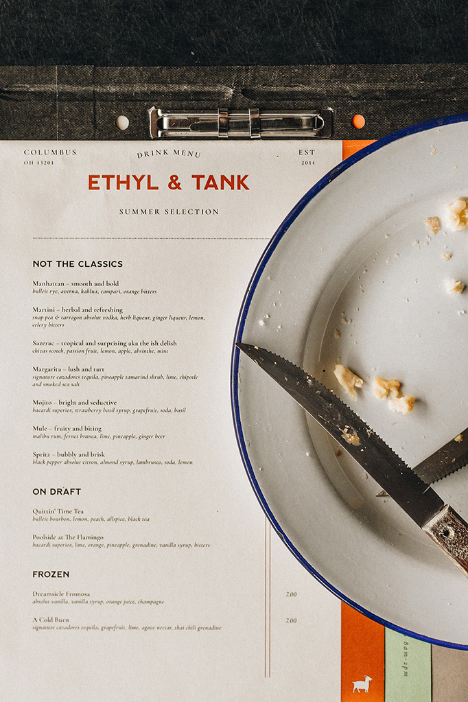 Ethyl & Tank by A&R Creative Group