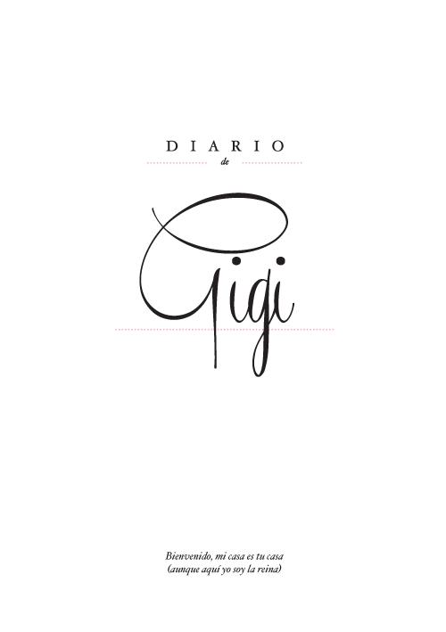 Gigi Menu by Ele&Uve
