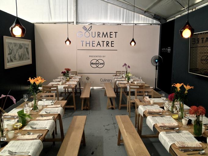 Gourmet Theatre