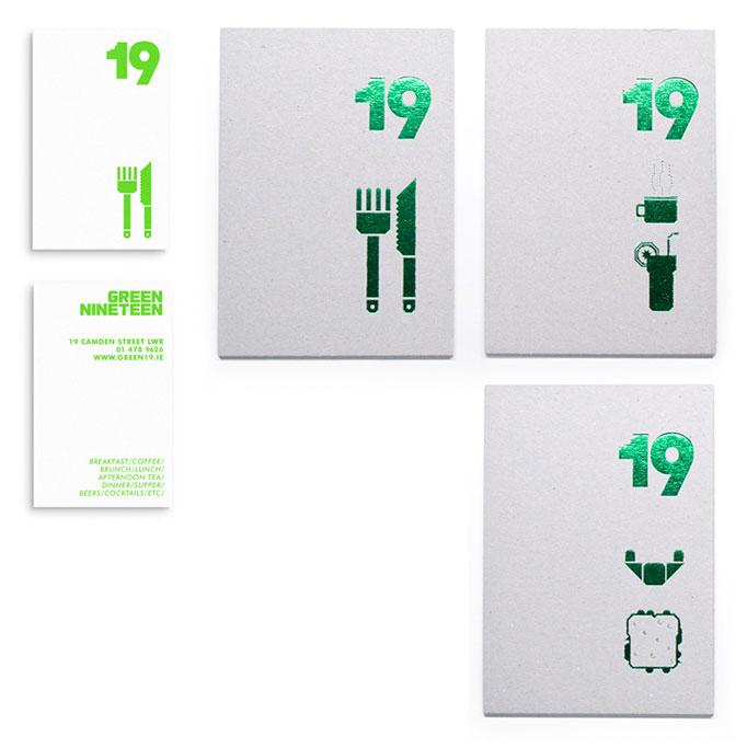 Green Nineteen