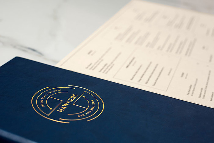Hawkers Menu by DesignLSM