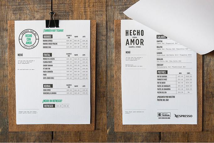 Café Hecho con Amor