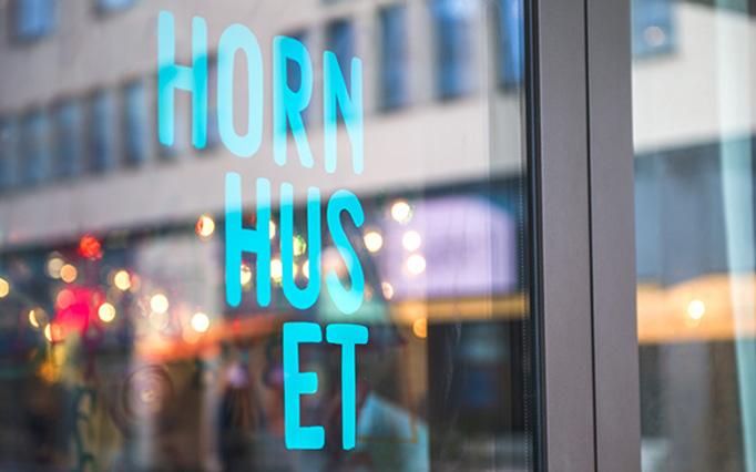 Hornhuset