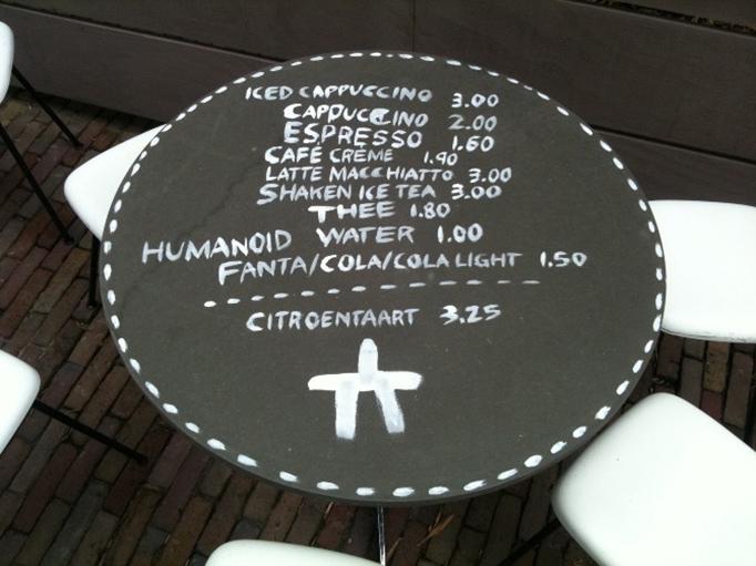 Cafe Humanoid