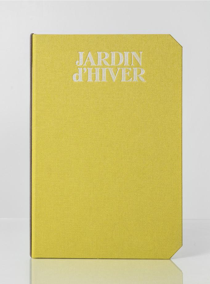 Jardin d'Hiver Menu by Yorgo&Co