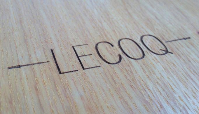 LeCoq Drinks Menu by vbstudio