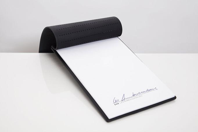 Les Ambassadeurs Menu by Yorgo&Co.