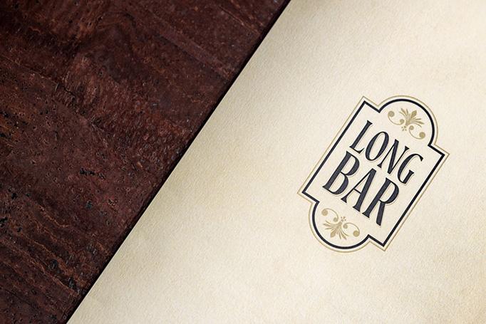 Long Bar Menu by Manic