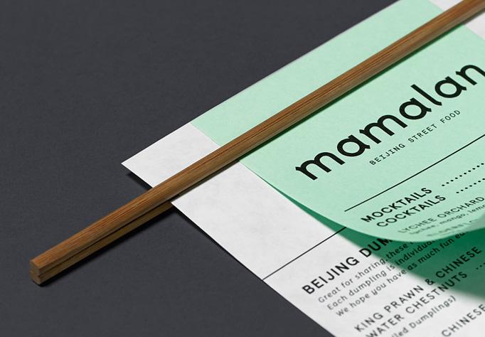 Mamalan Menu by Midday