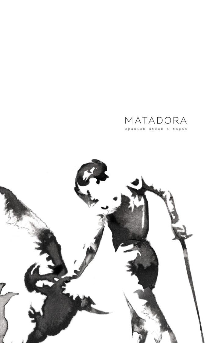 Matadora Menu by Proportion