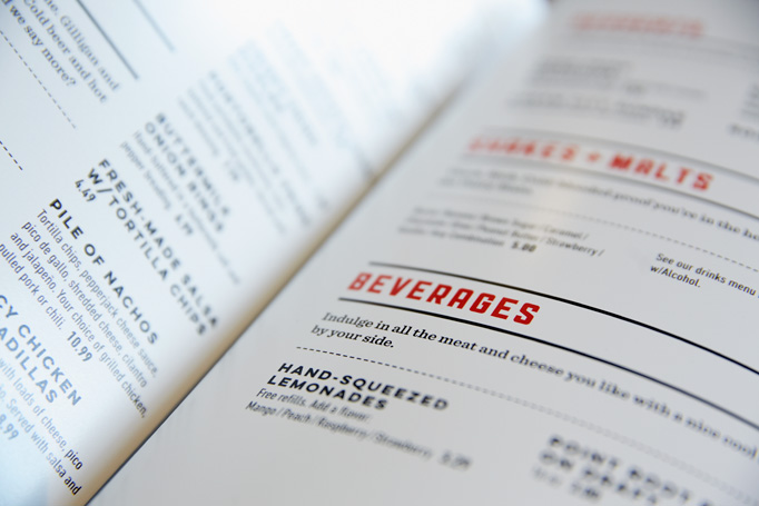 Milwaukee Burger Company by Little