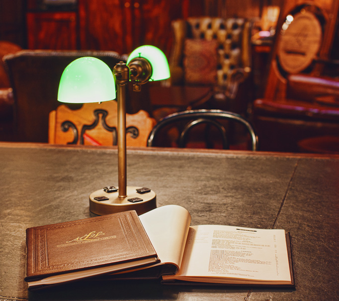 The Multnomah Whisk{e}y Library (The Library)