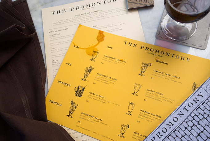 The Promontory