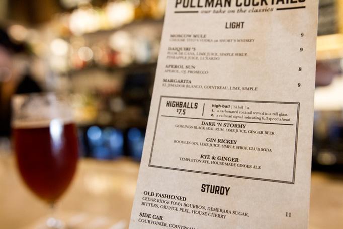 Pullman Bar & Diner