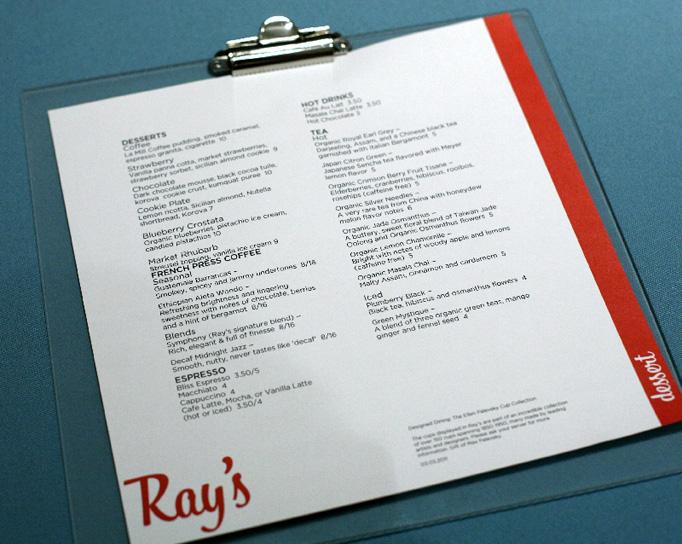 Ray's and Stark Bar