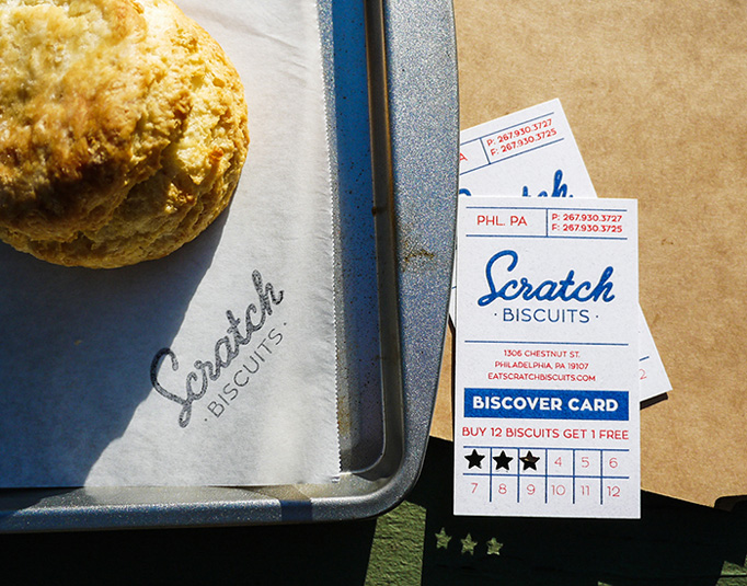 Scratch Biscuits