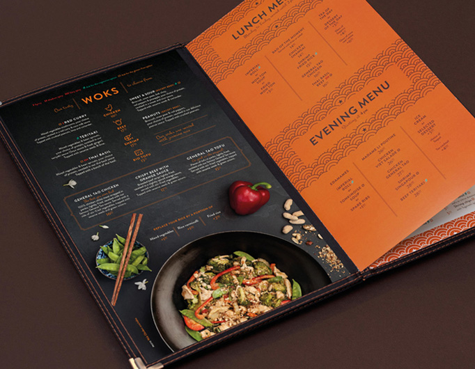 Sésame Menu by LMG communication graphique