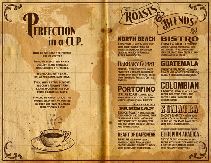 Seven Seas Gourmet Coffees