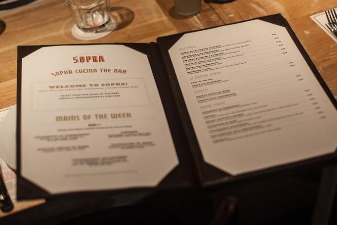 Sopra Cucina & Bar