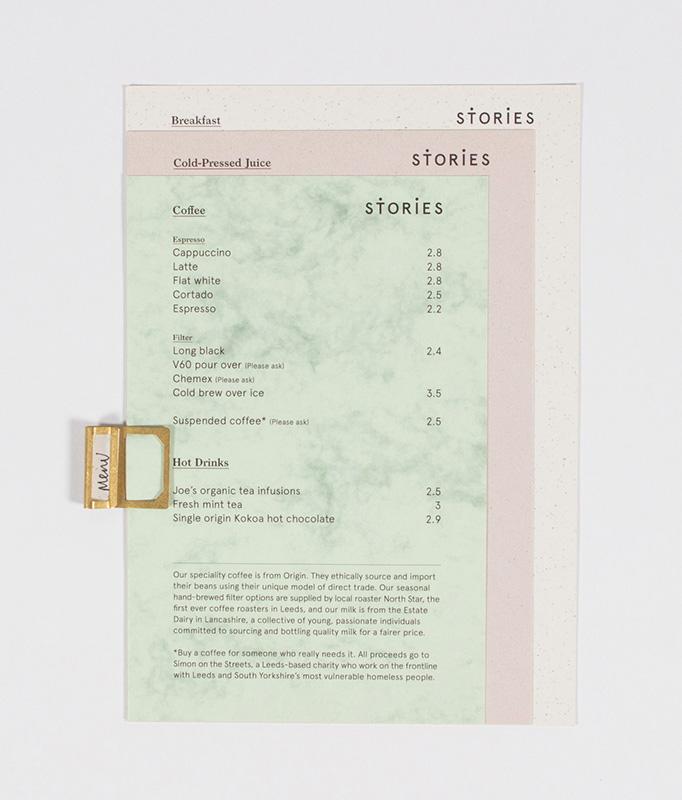 Stories Menu by Passport