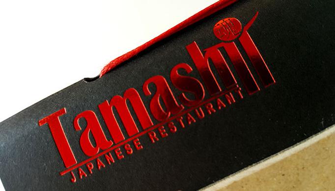 Tamashii Menu by Roof 11
