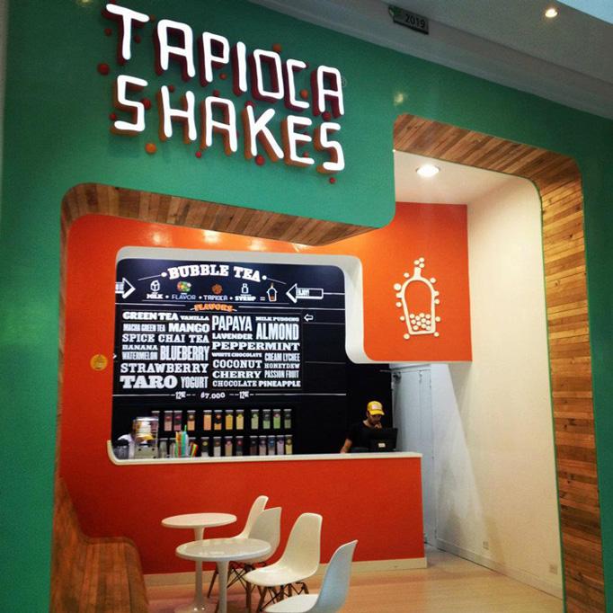 Tapioca Shakes