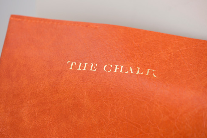 The Chalk Menu by Foreign Policy