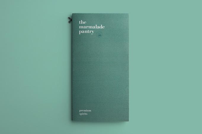 The Marmalade Pantry Menu by Bravo