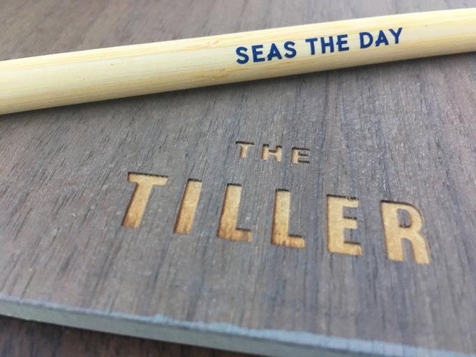 The Tiller Menu by Infused Motif
