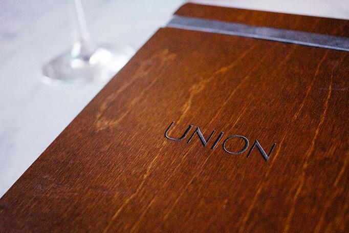 Union Menu by Might & Main