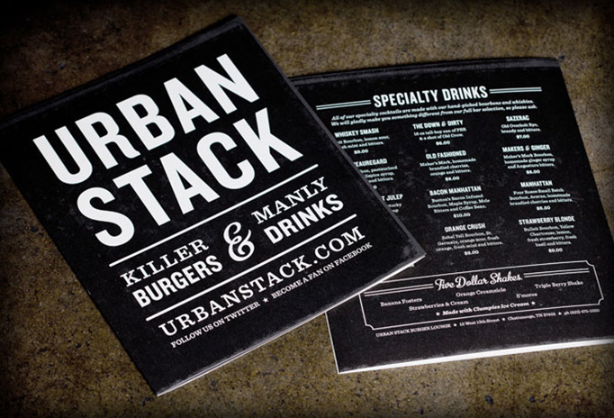 Urban Stack Burger Lounge