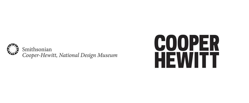 Cooper Hewitt Logo Design