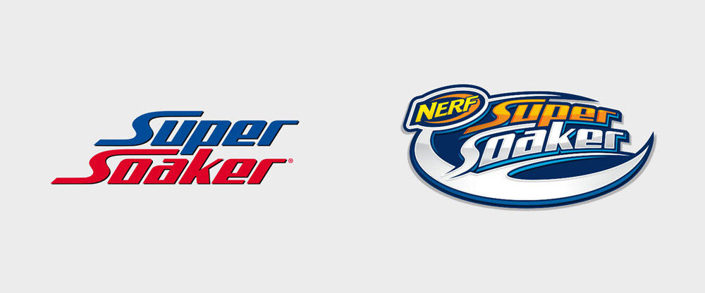 New Logo and Packaging for Super Soaker by Soup Group