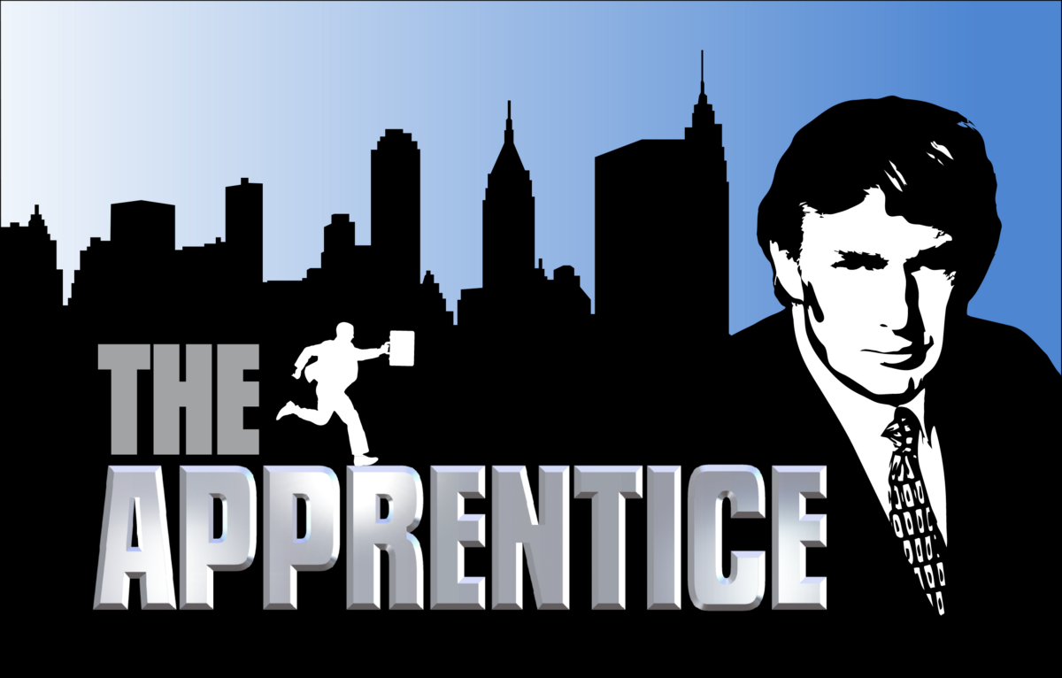 The Apprentice Logo